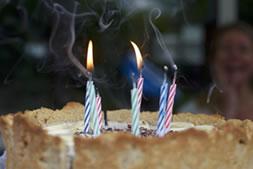 Vuoi festeggiare un compleanno intimo a Casa Bonita? Chiamaci!