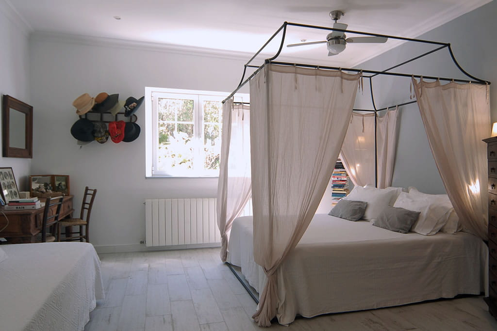 Saint-Exupéry es el nombre de la habitación de Gloria, suite con baño en suite