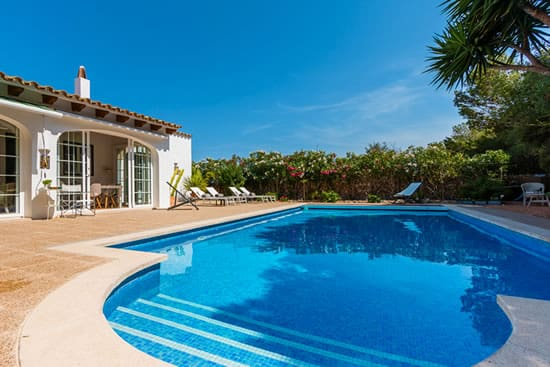La piscina de Casa Bonita es con agua salada