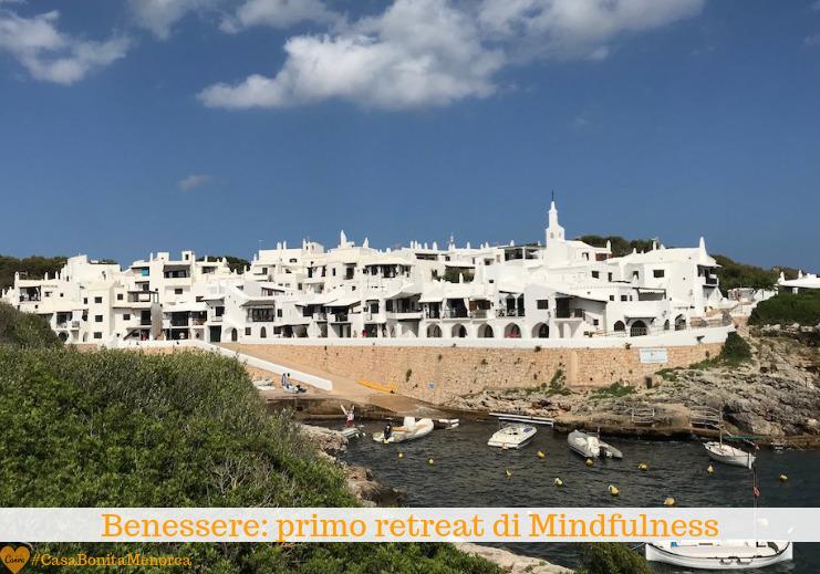Binibeca è un esempio della tipica architettura minorchina
