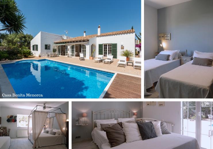Casa Bonita Menorca è il cuore del ritiro di Mindfulness