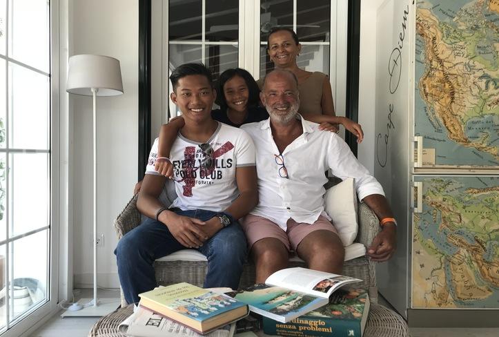 De Vincentiis Family, Casa bonita Menorca 2018
