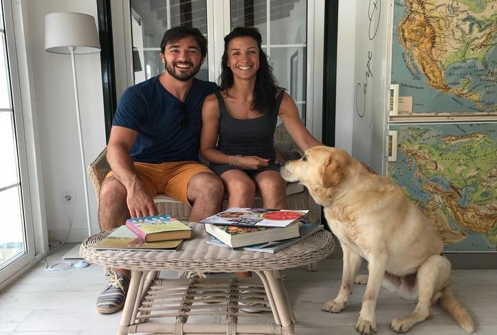 Elise y Jean Louis, Casa Bonita Menorca 2018