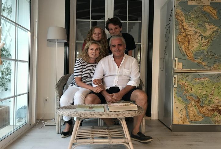 Iberati Mantovani Family, Casa bonita Menorca 2018