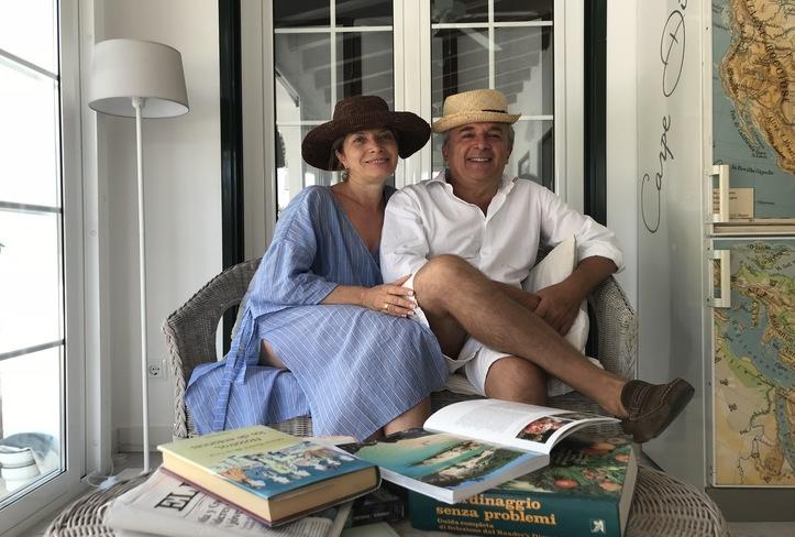 Margherita y Fabio, Casa Bonita Menorca 2018