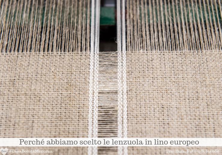 La tessitura del lino in Normandia