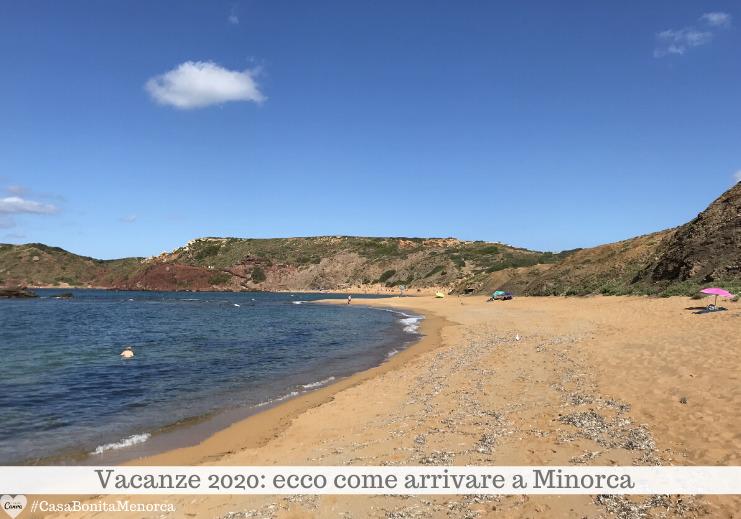 Vacanze 2020: benvenuti a Cala Pilar, una delle spiagge di Minorca
