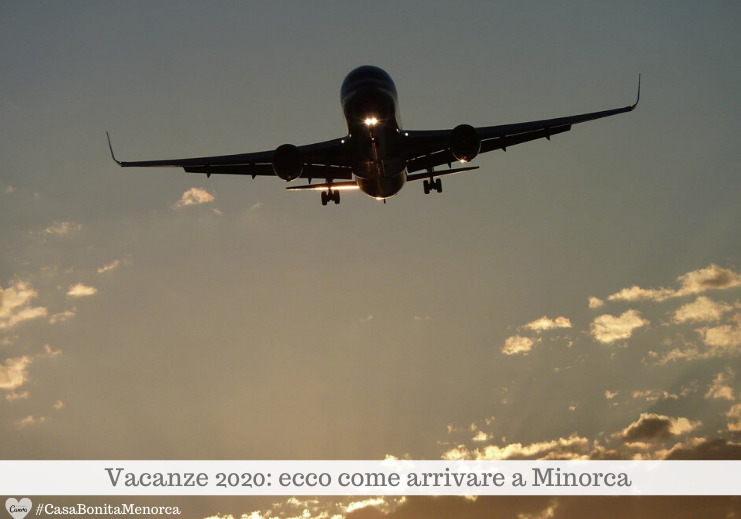 Vacanze 2020: voli diretti dall'Italia a Minorca