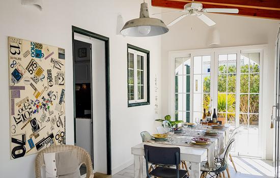 Veranda di Casa Bonita Menorca