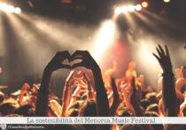 Ecco la sostenibilità del Menorca Music Festival