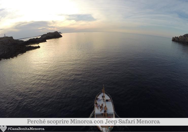 Con Binimar Charter Menorca, barche a noleggio a Fornells